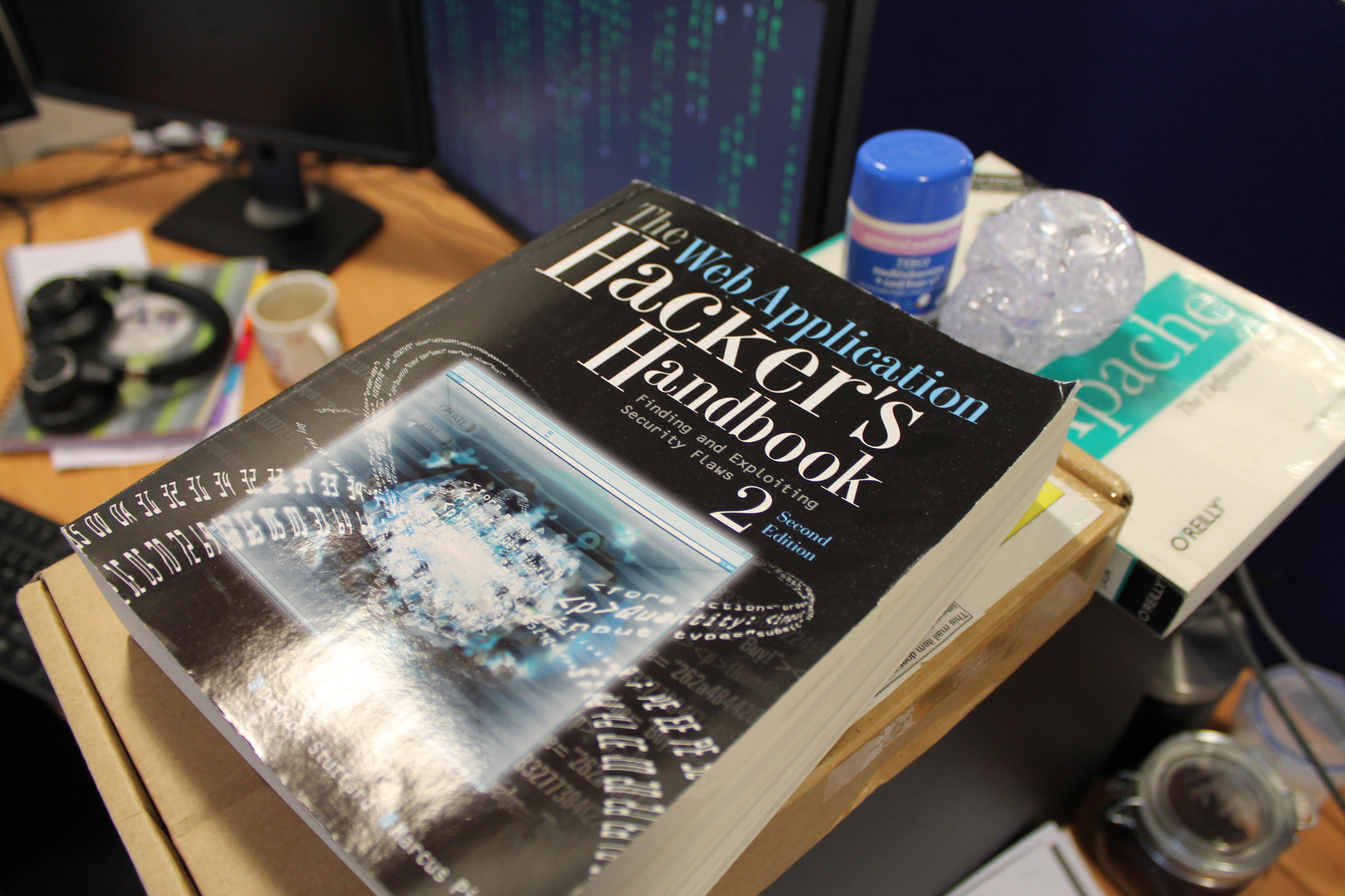 Hacking Handbook